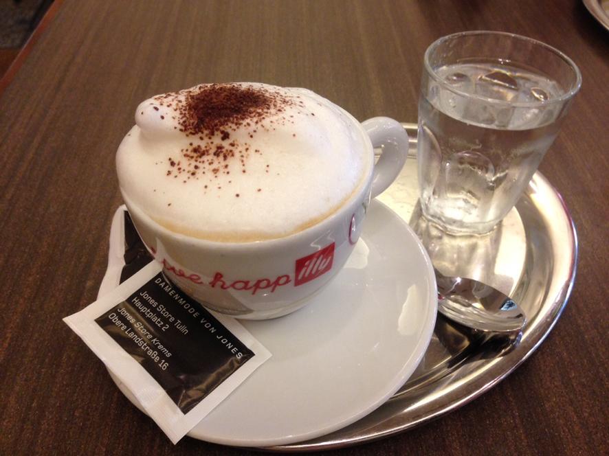 Die Tullner Art, Kaffee zu genießen: Café Wagner