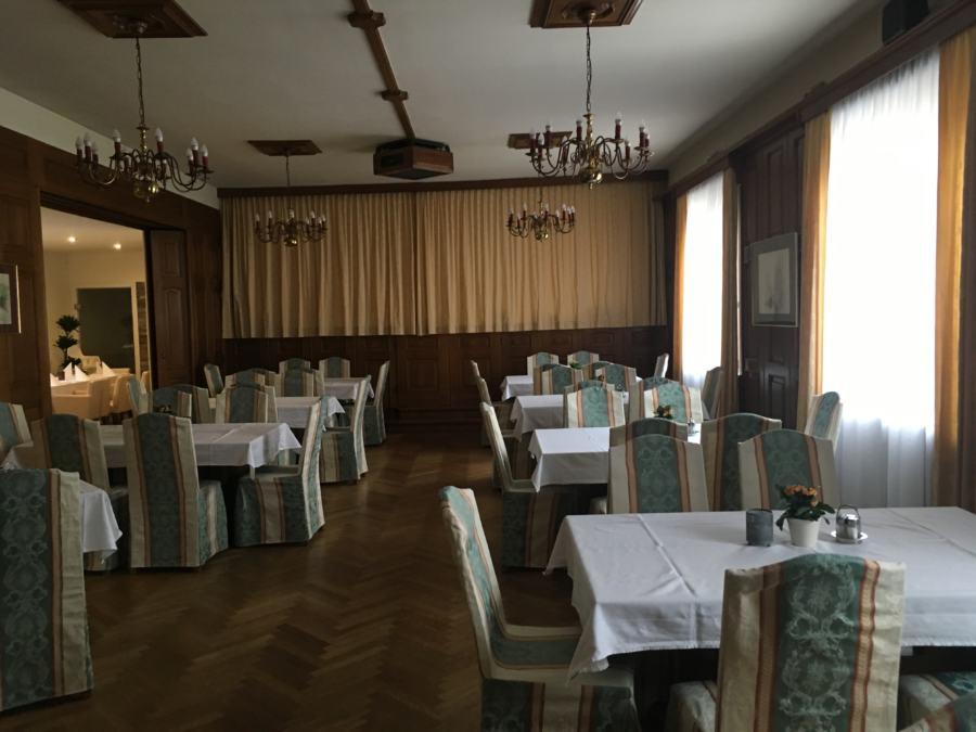 Saal im Gasthaus Renner