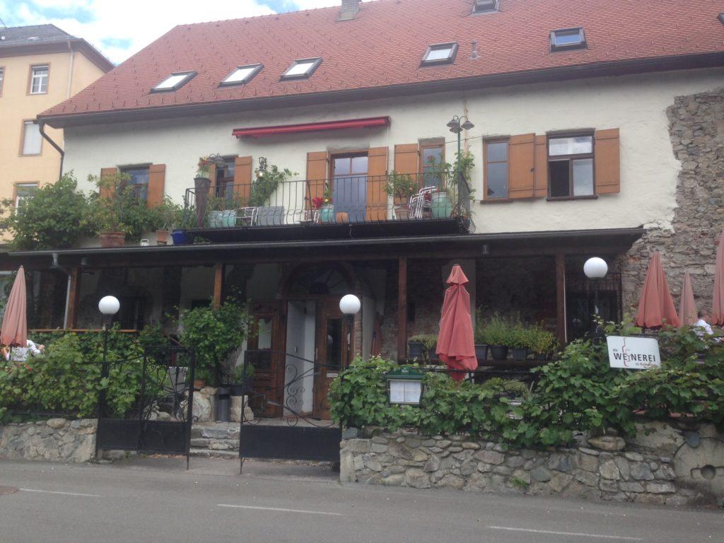 Weinerei in Bruck/Mur