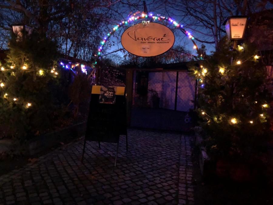 PopUp-WinterMärchen in der Taverne …