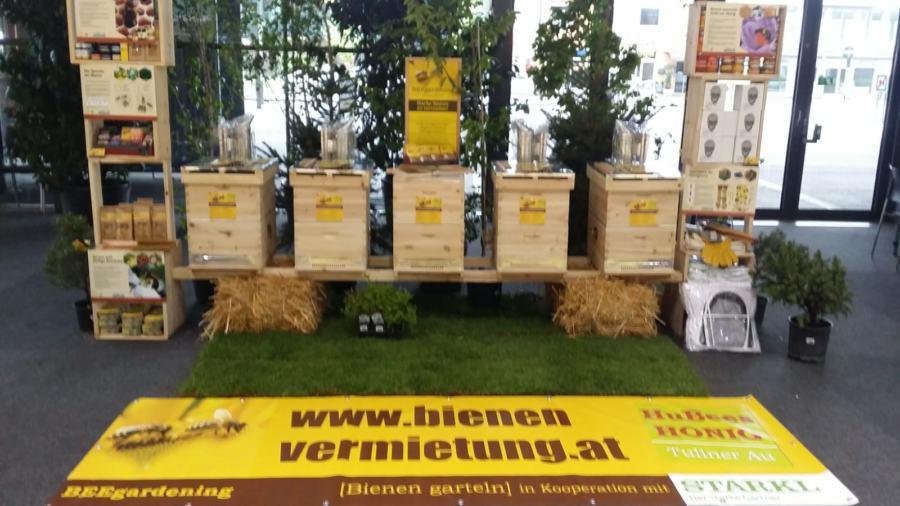 Bienenvermietung