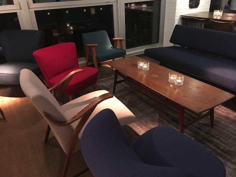 Frühstückszimmer / Bar / Hotellobby