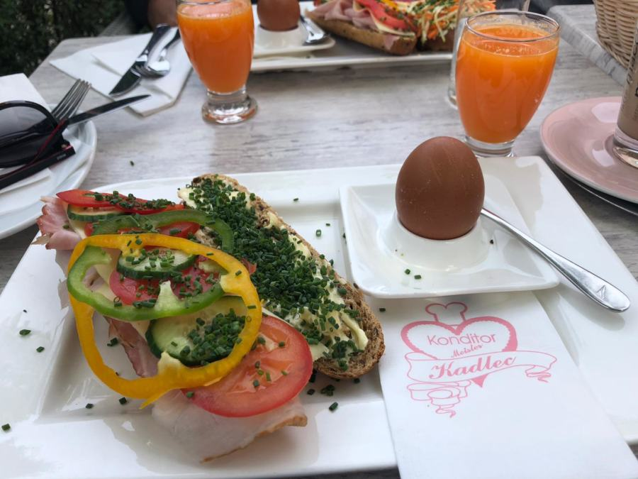 Verwöhn-Frühstück bei Kadlec