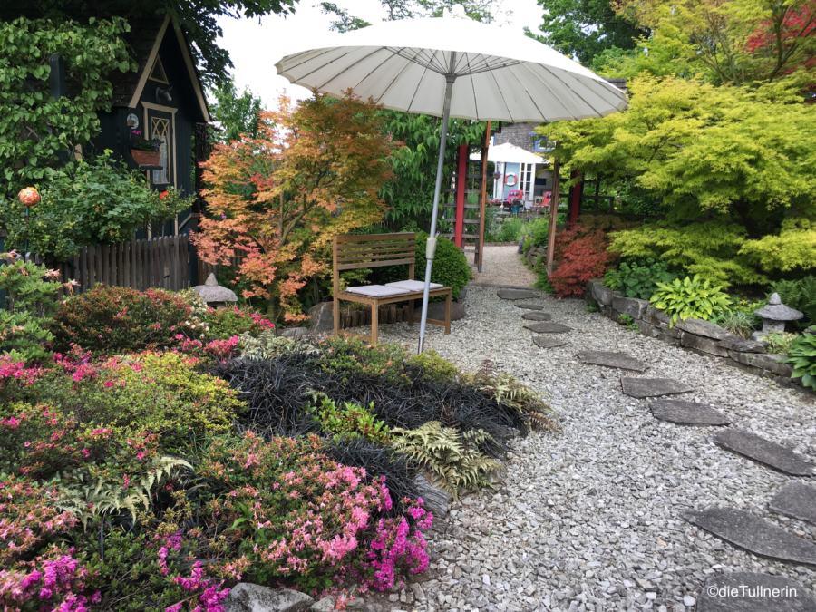 Asia-Garten