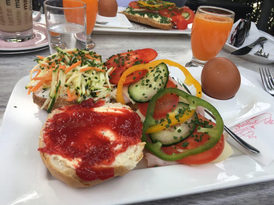Frühstück Kadlec