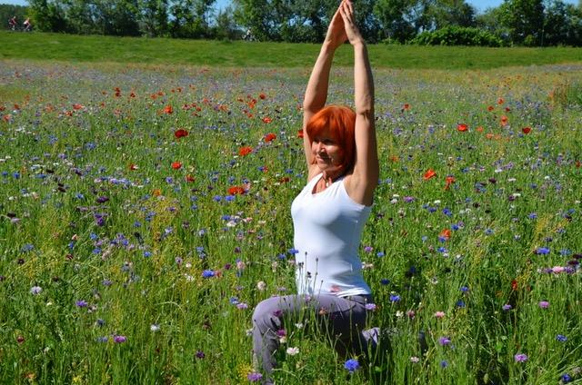 Charity-Yoga-Veranstaltung