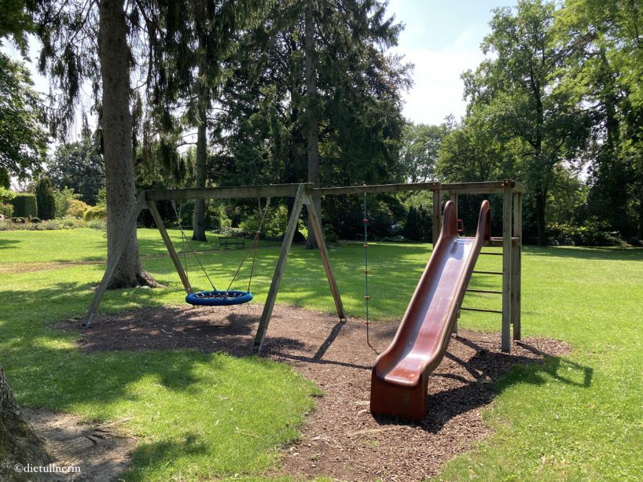 freut auch die Kids: Starkl-Park