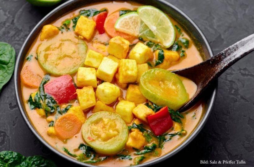 Thai Curry im Salz und Pfeffer