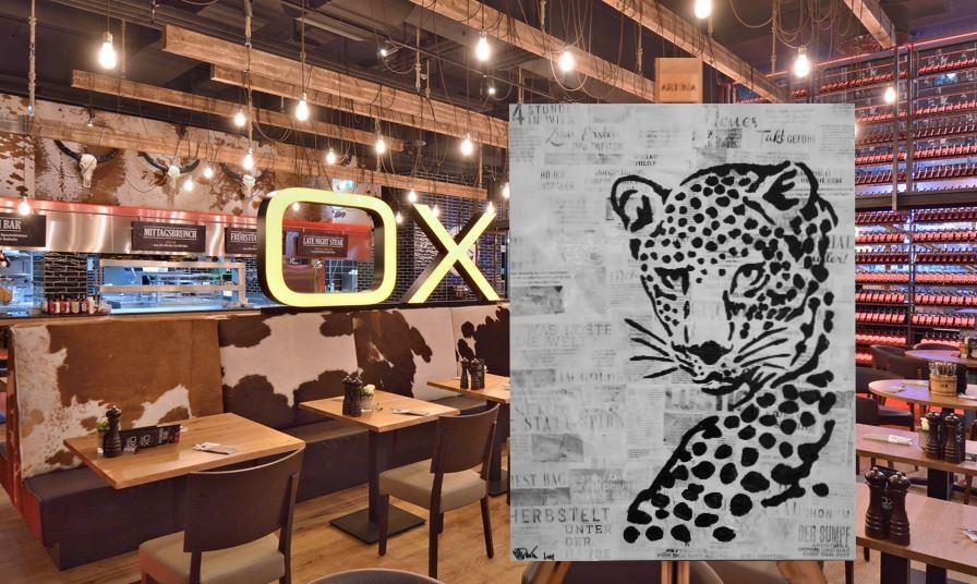 Jaguar im OX/Tulln