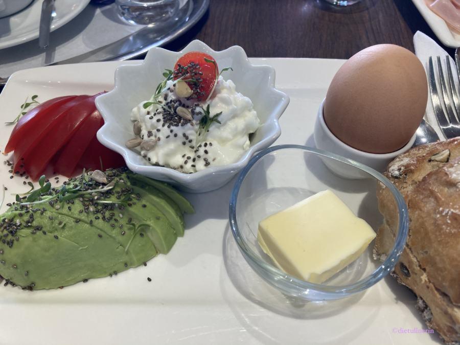Avocado-Frühstück