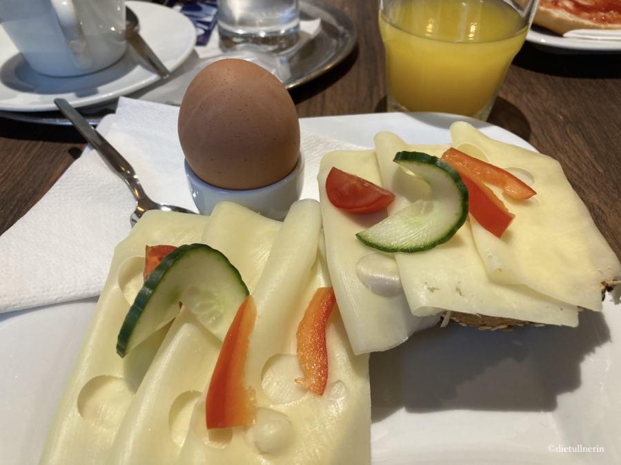 Fitness-Frühstück