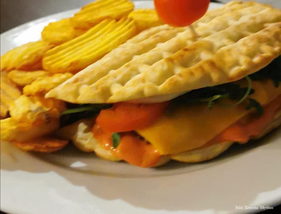 Griechischer Snack