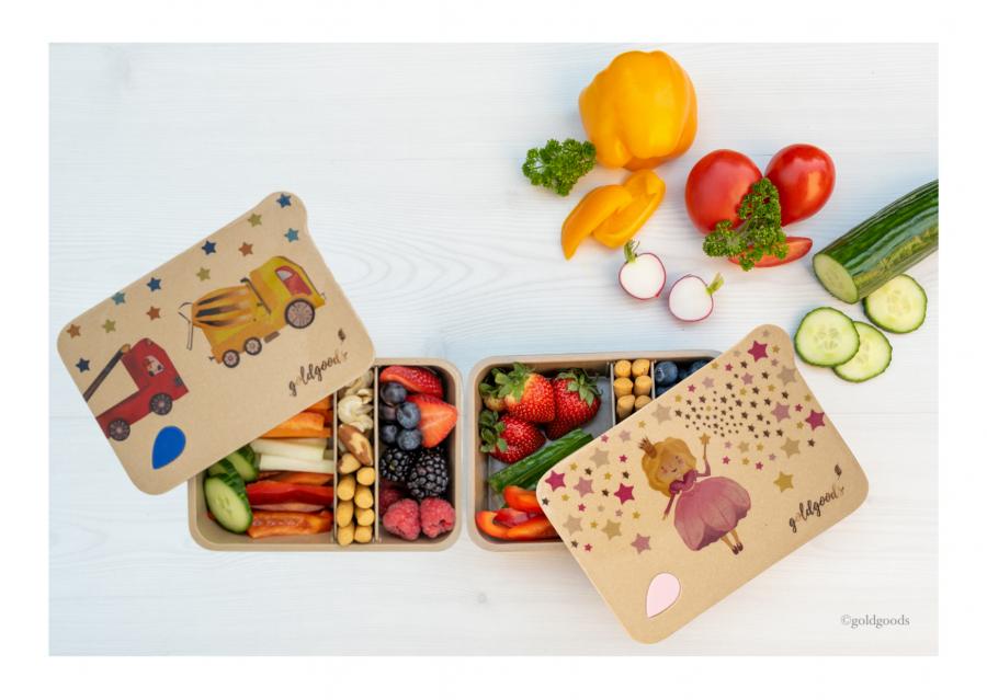 Lunchbox von gold goods
